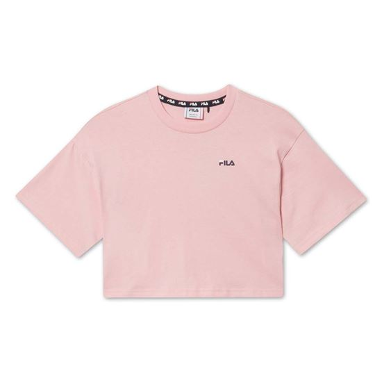 Picture of ANNA CROPPED TEE