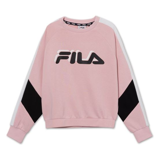 Picture of MILA CROPPED CREW SWEAT
