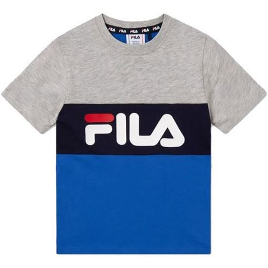 Picture of THEA BLOCKED TEE