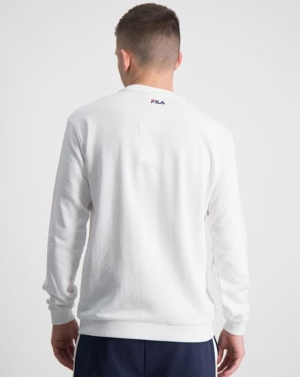 Picture of VIOLO LOGO CREW SWEAT