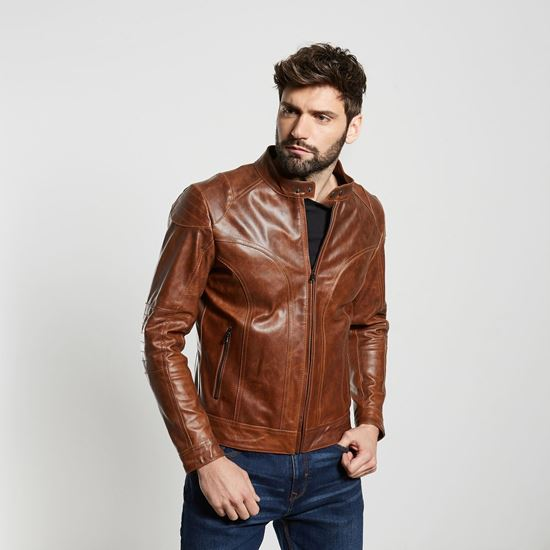 Picture of LEATHER JACKET
