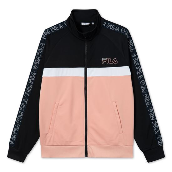 Picture of JACOBA TAPED TRACK JACKET
