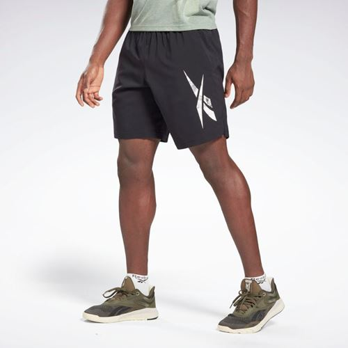 Picture of WOR WOVEN GRAPHIC SHORT