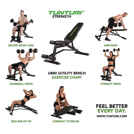 Picture of UB80 UTILITY BENCH DIR