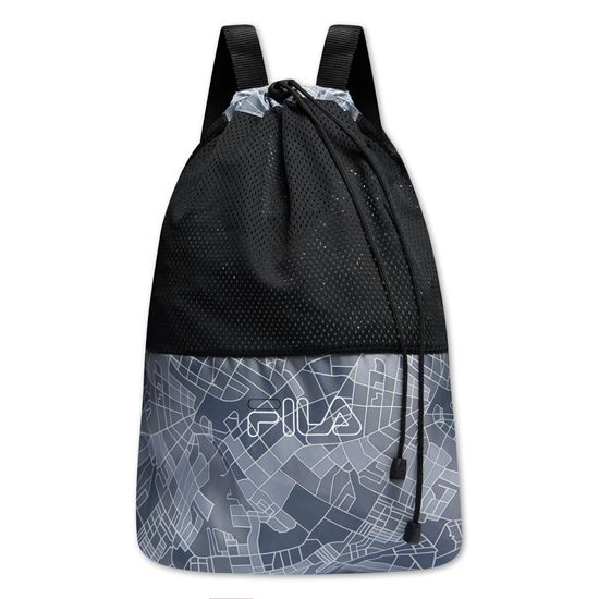 Picture of BACKPACK MESH DRAWSTRING AOP