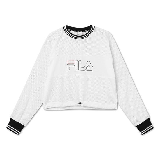 Picture of JALINA CROPPED SPORTY  SHIRT