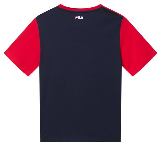Picture of MARINA BLOCKED TEE