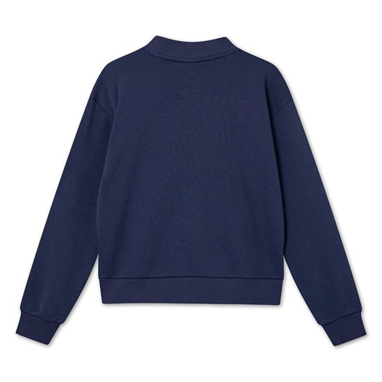 Picture of FAUNA WIDE CROP CREW SWEAT