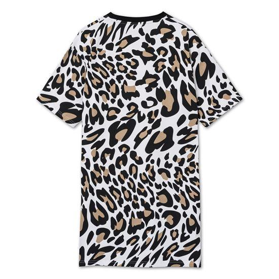 Picture of ELLE AOP TEE DRESS