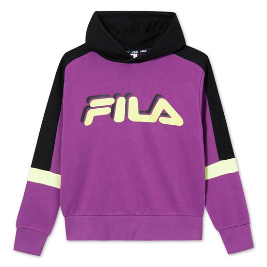 Picture of JAZZ CROPPED HOODY