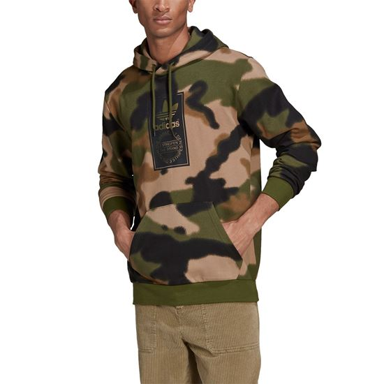 Picture of CAMO AOP HOODIE