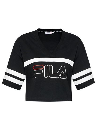 Picture of JAINA CROPPED SPORTY TEE