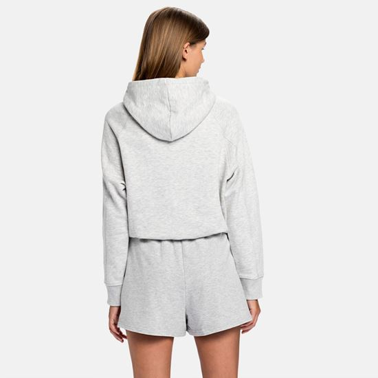 Picture of ELAXI CROPPED HOODY