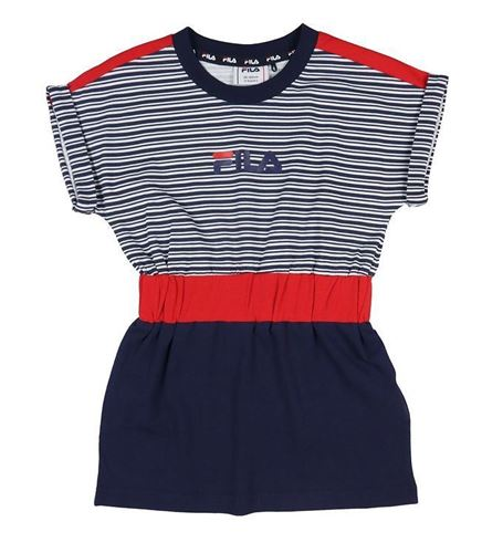 Picture of FUNNY AOP TEE DRESS