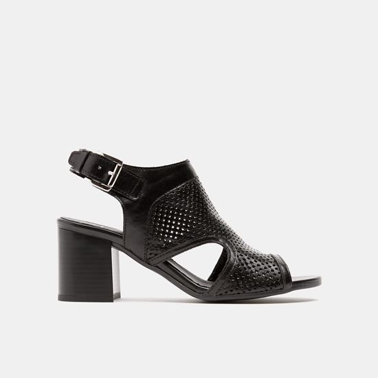 Picture of PERFORATED LEATHER SANDALS