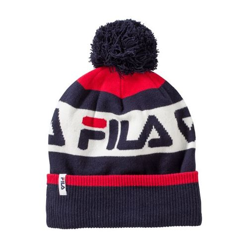 Picture of INTARSIA KNITTED BEANIE