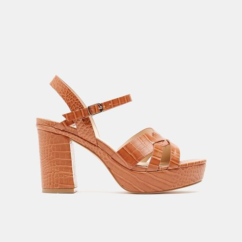 Picture of WIDE HEELS SANDALS