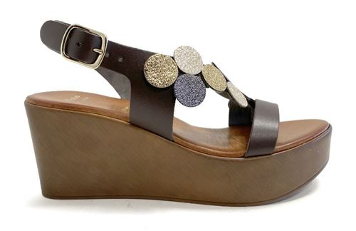 Picture of WEDGE SANDALS