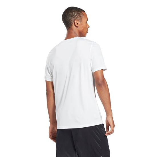 Picture of WOR POLY GRAPHIC SS TEE