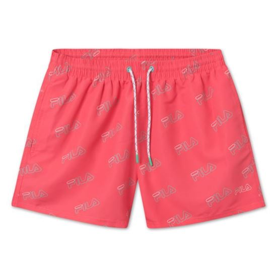 Picture of YAHIKO AOP BEACH SHORTS