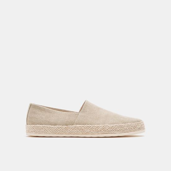 Picture of CANVAS LOAFERS