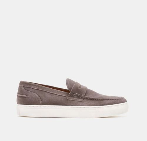Picture of SUEDE LOAFERS