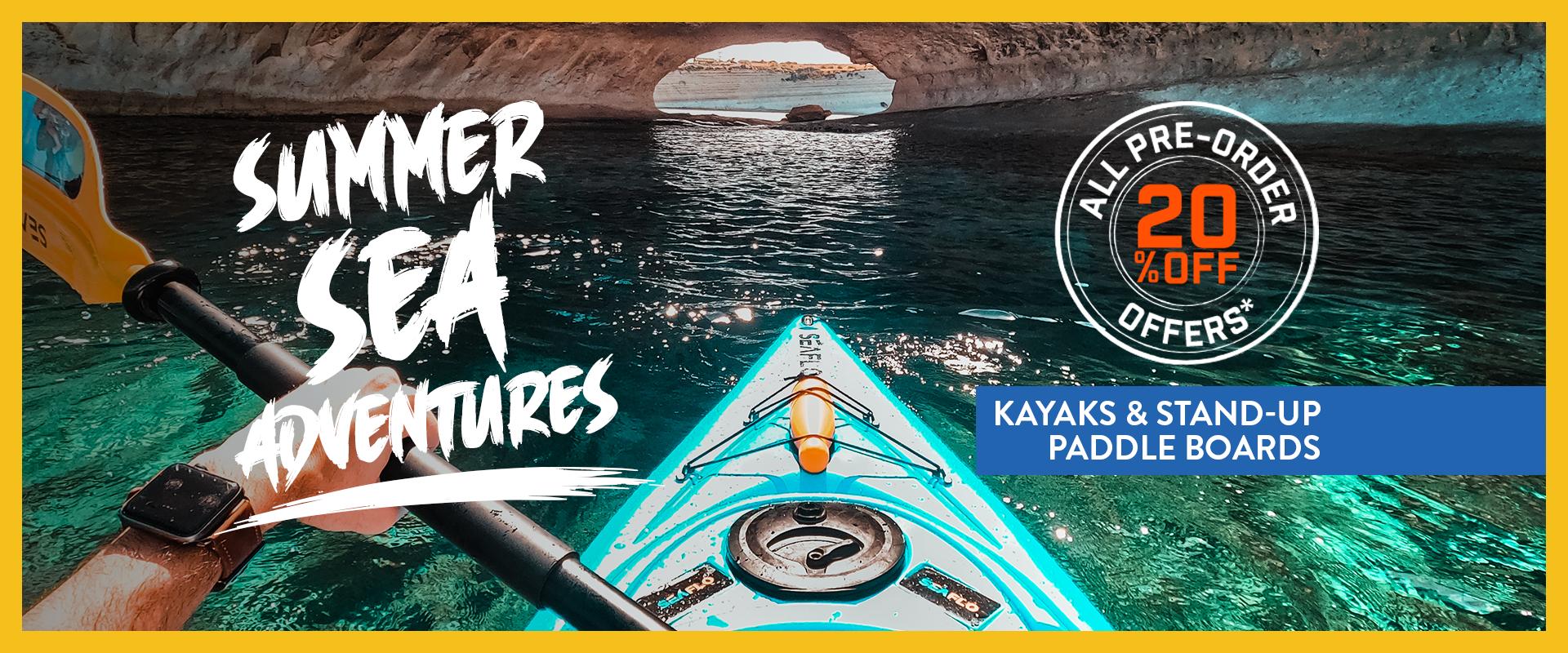 eurosport kayaks