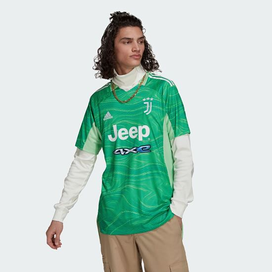 Picture of JUVENTUS 21.22 GOALKEEPER JERS