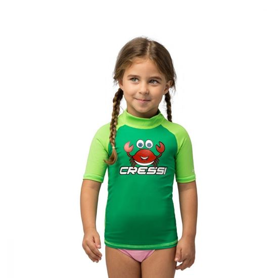 Picture of RASH GUARD JR CRABBY