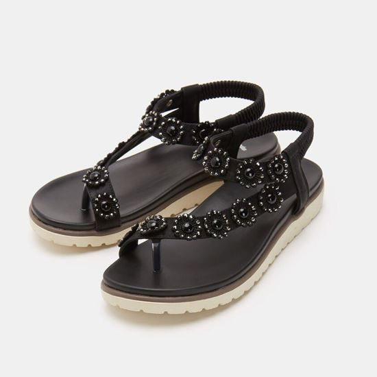 Picture of SANDALS WITH APPLICATIONS