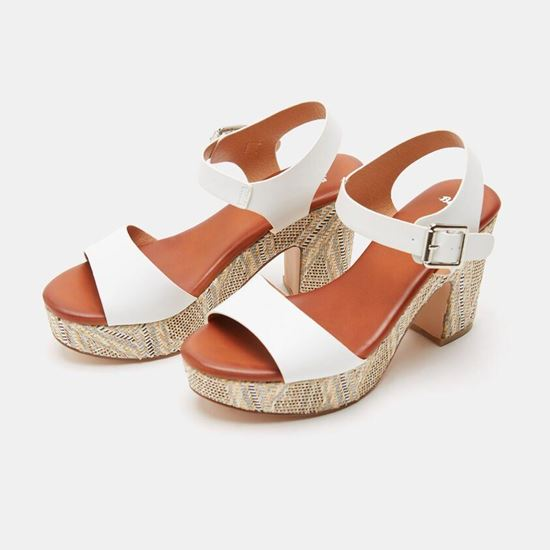 Picture of SANDALS WITH WIDE HEEL