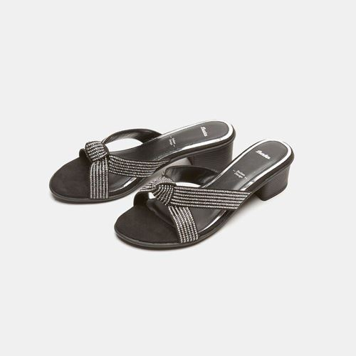 Picture of SANDALS WITH MIDI HEELS