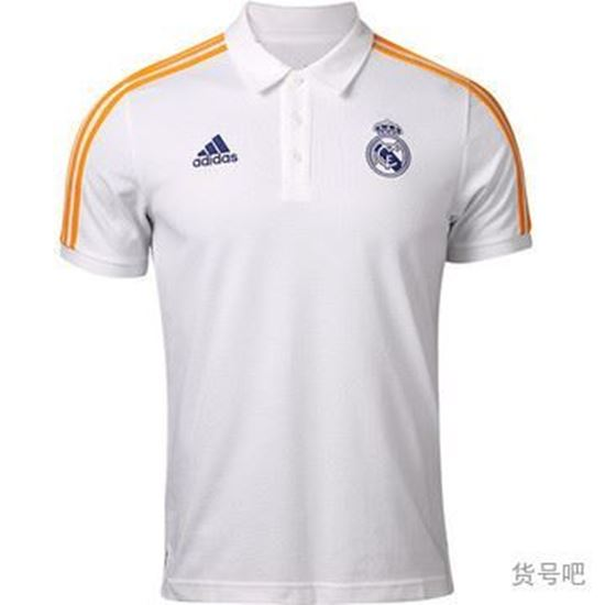 Picture of REAL MADRID 3 STRIPES POLO