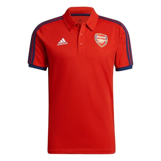 Picture of ARSENAL FC 3 STRIPES POLO SHIR