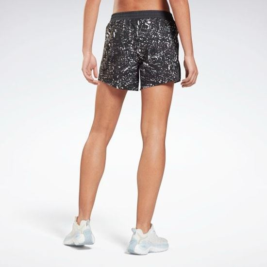 Picture of WOR RUN SHORT AOP