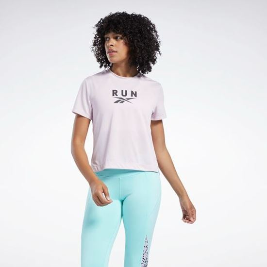 Picture of WOR RUN SW GRAPHIC TEE