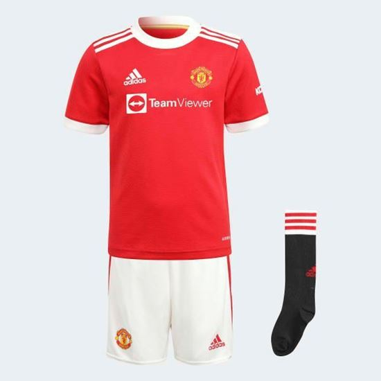Picture of MANCHESTER UTD HOME MINI KIT