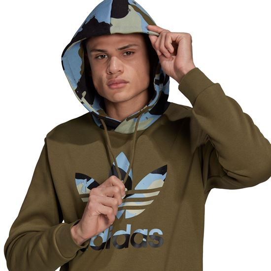 Picture of CAMO HOODY
