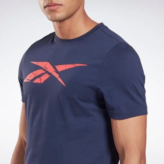 Picture of ELEVATED VECTOR TEE