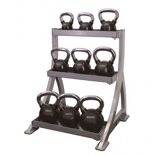 Picture of 3 TIER KETTLEBELL RACK