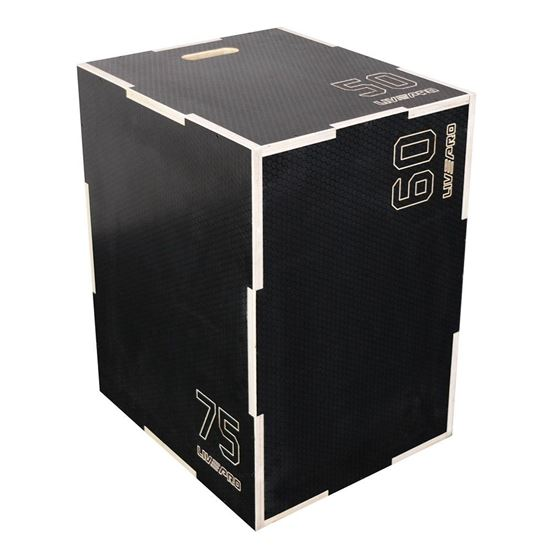 Picture of 3 IN 1 WOOD PLYOBOX